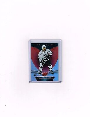 2018-19 Ud Trilogy Hockey Red Base Card Of Drew Doughty # 354/425