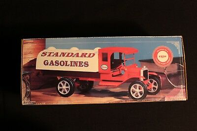 Esso Exxon Limited Edition Toy Tanker Truck