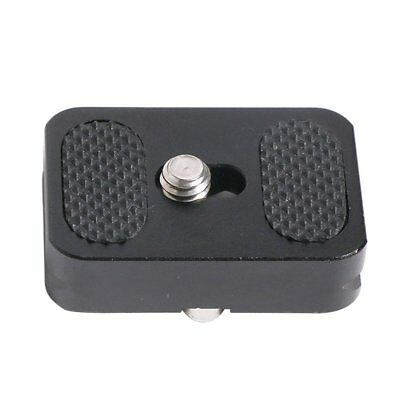 """PU-25 25mm Universal Metal Camera Quick Release Plate For 1/4"""" ScrewtripSE"""