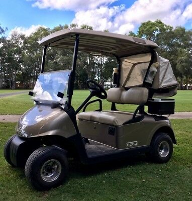 GOLF BUGGY / CART 2010 E-Z-GO RXV - 48 Volt  Faultless Condition