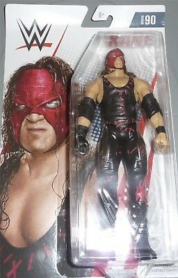 WWE Masked Kane SERIES #90 BASIC ACTION FIGURE DMG PKG rare