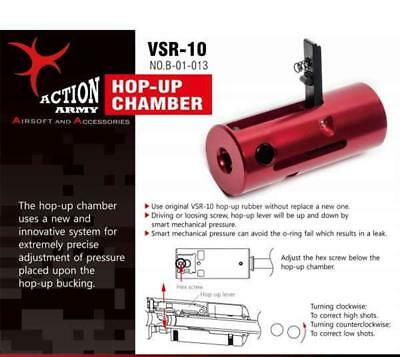 Action Army Hop Unit VSR-10 MB02 MB03 6mm Airsoft Toy Part Sniper B01-013