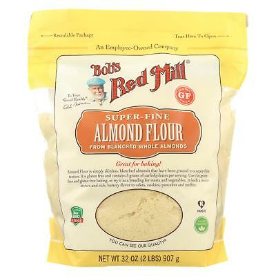 Bob's Red Mill Flour - Almond - Blanched - Case of 4 - 32 oz