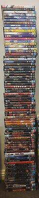 Movies DVDs preowned