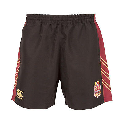 QLD Maroons State of Origin Gym Shorts - YOUTH  - Size 8   **SALE PRICE**