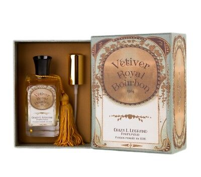 Oriza L. Legrand Vetiver Royal Bourbon 5Ml Travel Spray