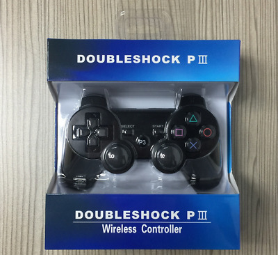 Wireless Bluetooth Controller Gamepad Joystick Joypad For Sony PS3 NEW
