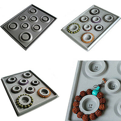 BL_ Bead Board Bracelet Beading Tray Necklace Design Craft Jewelry Meter Panel T