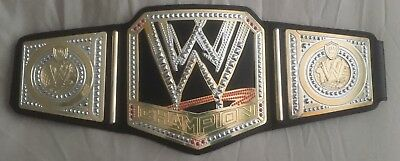 WWE World Heavyweight Champion Kids Belt Title Mattel WWF Wrestling Championship