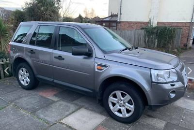 2007 LAND ROVER FREELANDER GS TD4 4x4 - MINT CONDITION MUST BE SEEN - 1 Owner