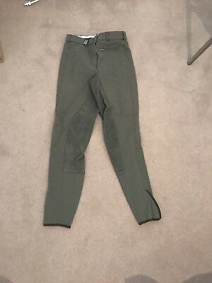 pikeur breeches 22 GB Size 8