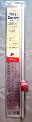 Sew Easy Ruler Cutter 11.4 x 70 cm