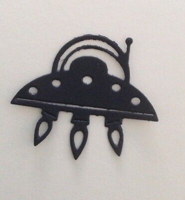 Die cuts- Space Ship X 10
