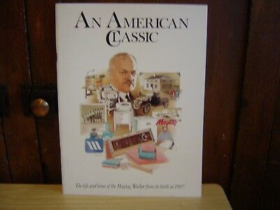 Maytag Book An American Classic