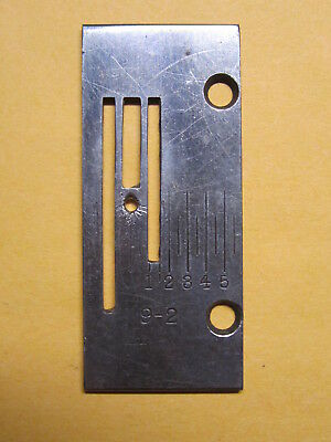 Wheeler & Wilson D9 Sewing Machine Needle Plate