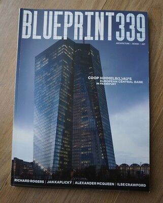 Blueprint Magazine ISSUE 339 March/April 2015. Architecture Design Art
