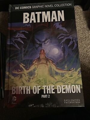 DC Comics Graphic Novel Collection Book 34. Birth of The Demon Part 2