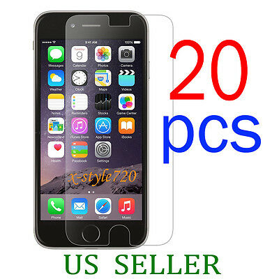 """20pcs Full Front Screen Protector Guard Cover Film For Apple iPhone 6 Plus 5.5"""""""