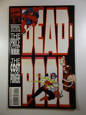 "Deadpool #2 ""The Circle Chase"" Mini-Series Beautiful VF-NM Condition!!"