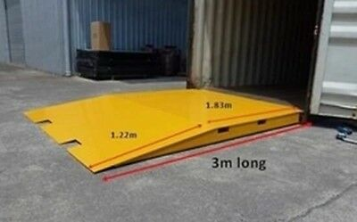 CONTAINER RAMP - Varies Sizes