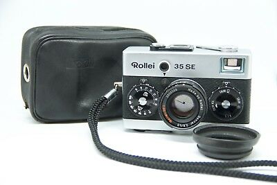 Rollei 35 SE - Great Condition -