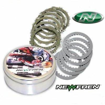 Newfren F.1545 Ac Clutch Discs And Conducted For Ducati Monster 900 Ie 2002