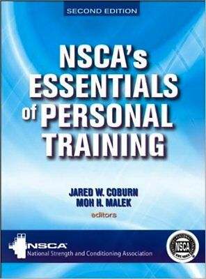 NSCA's Essentials of Personal Training 2nd Edition sent via email as PDF