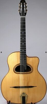 "2006 Collins GB  ""Texas Gypsy"" guitar"