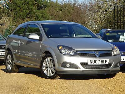 2007 Vauxhall Astra 1.6 16v Sport Hatch SXi - CAMBELT JUST REPLACED - 95K