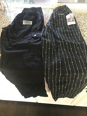 Two Pair Of Chef's Pants