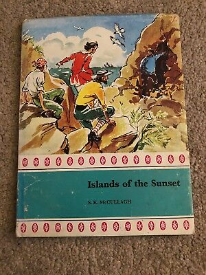 Dragon Pirate Stories - Islands of the Sunset - Sheila McCullagh - HB DJ 1963
