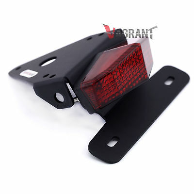 For Suzuki DRZ 400SM 2005-2017 Fender Eliminator License LED brake lights
