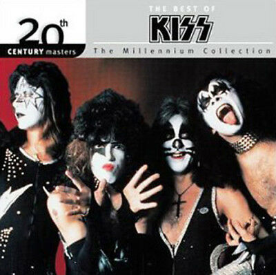 Kiss - 20th Century Masters: The Best of Kiss CD NEW