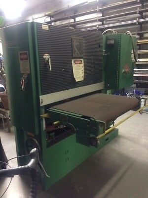 Excellent condition. Belt sanding machine for metal or wood. Pick up only.