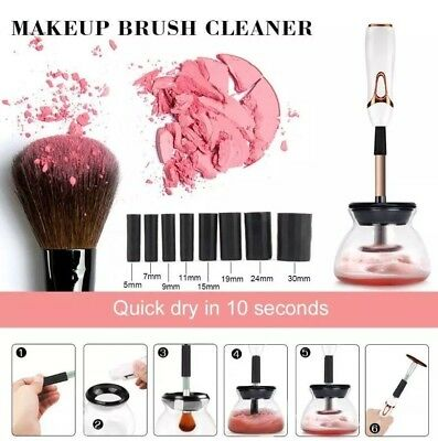Makeup Brush Cleaner Procleaner and Dryer