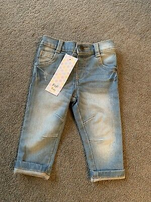 Baby Girl Jeans 3-6 Months