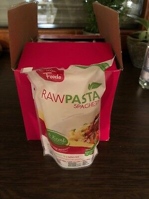 Clean Foods Raw Pasta Low Carb  Nudeln 10x
