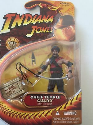 Indiana Jones Movie Hasbro Series 4 Action Figure Chief Temple Guard