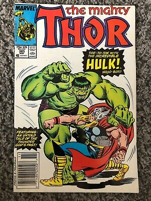 The MIGHTY THOR # 385