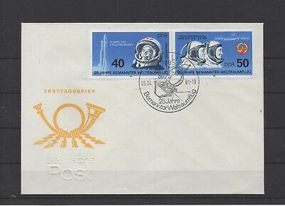 TOP DDR Brief 1986 ZD aus  MiNr. 3005/3006 Sonderstempel