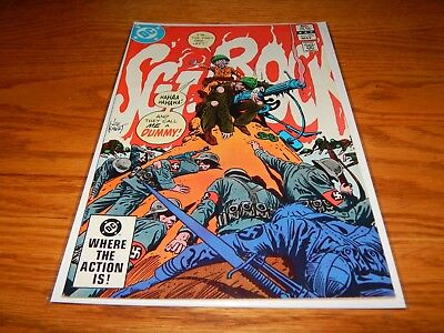 Great Find UNREAD Bronze Age Comic Sgt. Rock # 376  9.2 & Up Condition