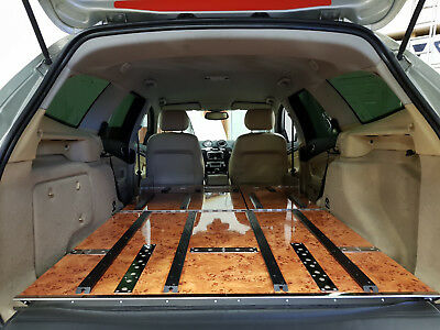 Funeral Removal Deck- To suit Estate Vehicles, Ford Mondeo, Jaguar XF,  Hearse