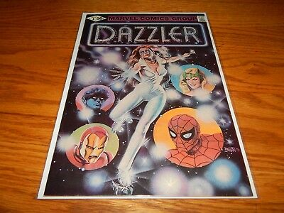 KEY 1st Issue Great Find UNREAD Bronze Age Comic Dazzler # 1 9.2 & Up Condition