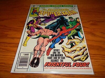 Great Find UNREAD Bronze Age Comic The Amazing Spider-Man # 214  9.2 & Up Cd.