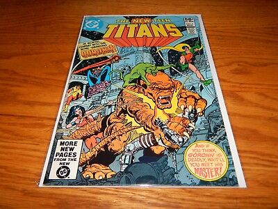 Great Find UNREAD Bronze Age Comic The New Teen Titans # 5  9.2 & Up Condition