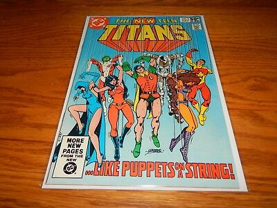 Great Find UNREAD Bronze Age Comic The New Teen Titans # 9  9.2 & Up Condition