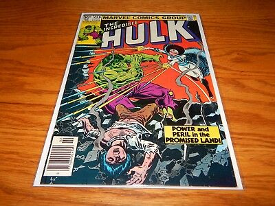 Great Find UNREAD Bronze Age Comic The Incredible Hulk # 256  9.2 & Up Cd.