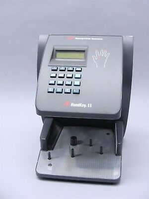 Schlage IR Biometric Hand Scanner/Reader HandKey II Recognition Systems