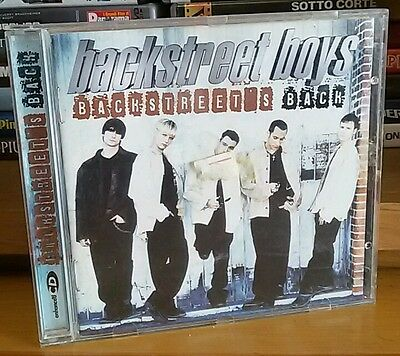 Backstreet Boys - Backstreet's Back CD