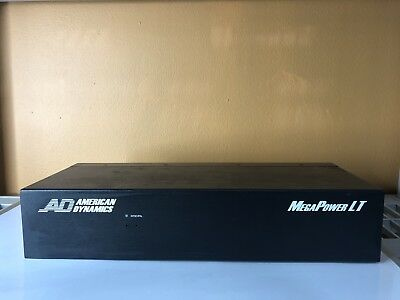 American Dynamics Megapower Lt Admplt32 Matrix Switcher/controller 32 Inputs